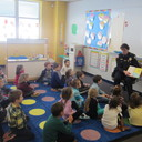 "Preschoolers ""Read Across America"" photo album thumbnail 5"